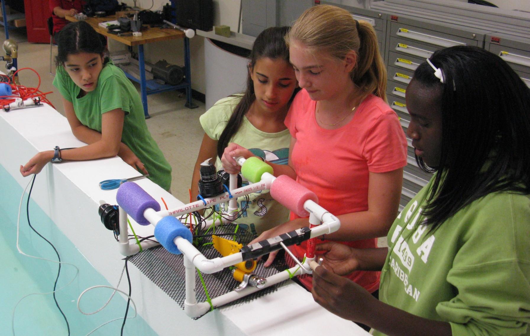 High School Academic Preparation Courses - Engineering